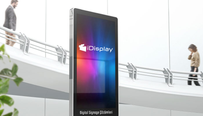 idisplay digital signage