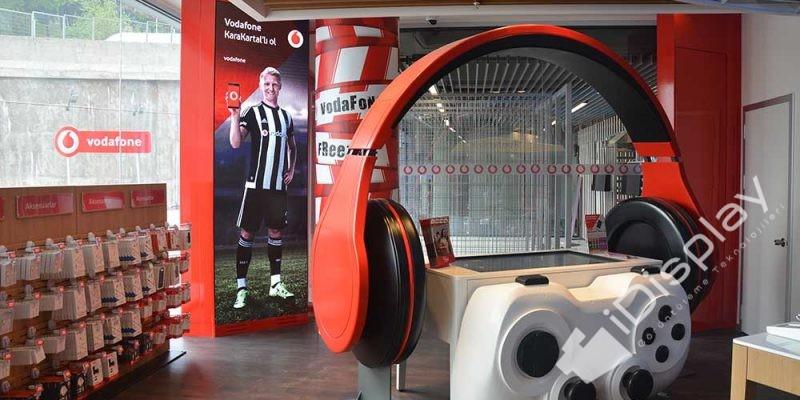 Vodafone Arena Shop