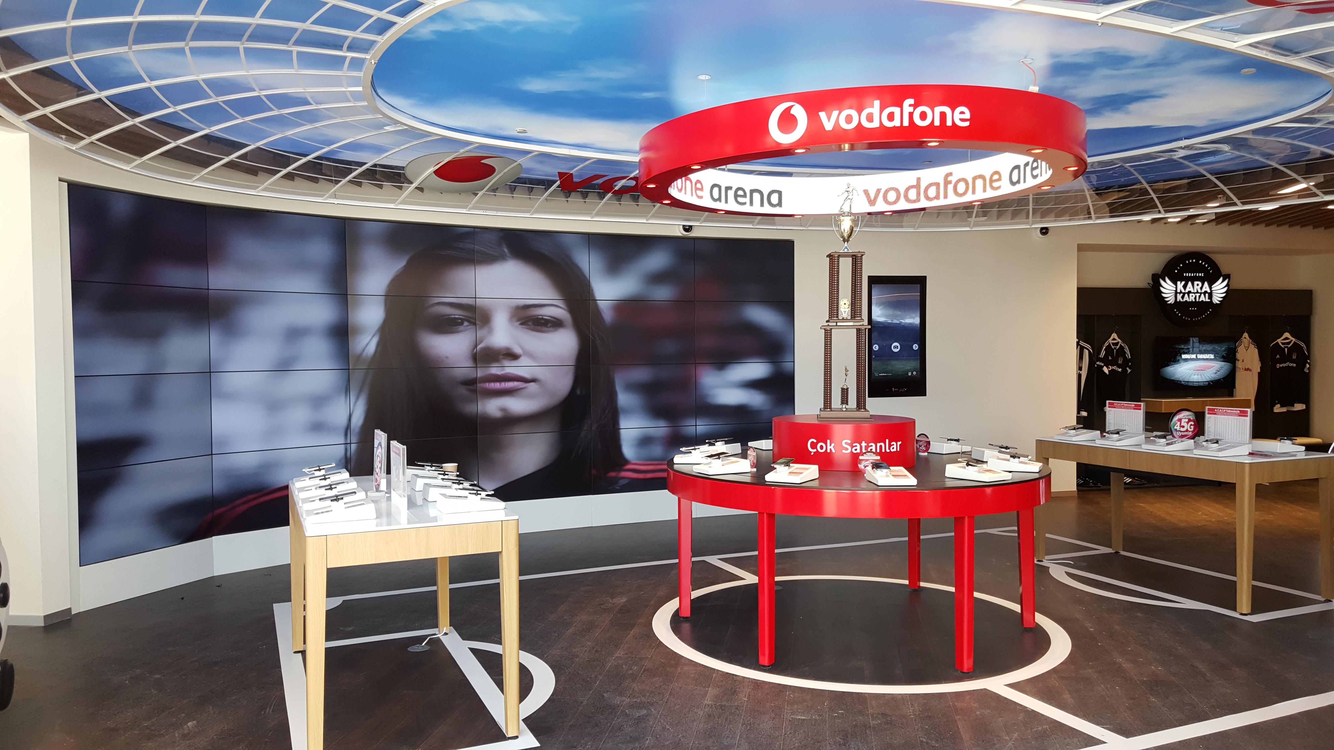 Vdf Arena Shop Videowall 1
